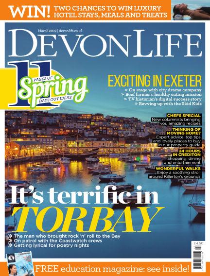 Devon Life February 14, 2019 00:00