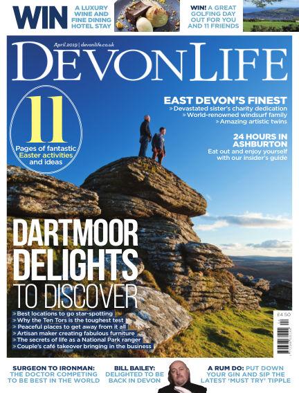 Devon Life March 14, 2019 00:00