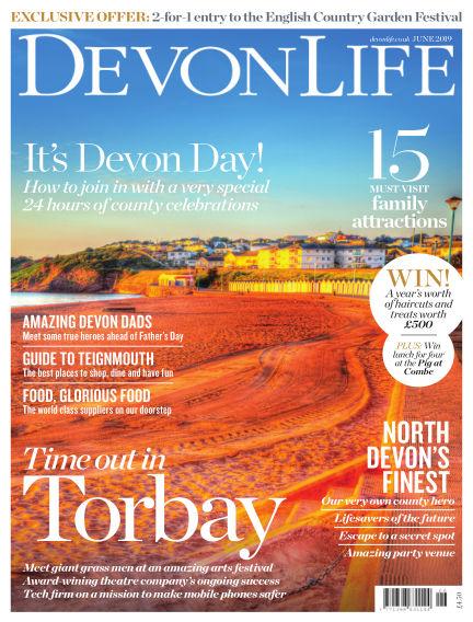 Devon Life May 09, 2019 00:00