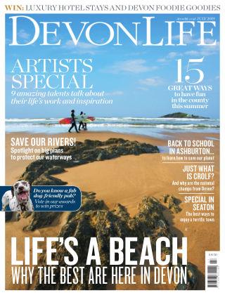 Devon Life July 2019