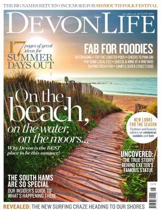 Devon Life August 2019