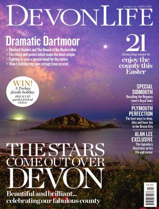 Devon Life April 2020