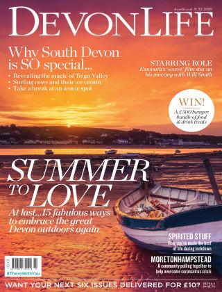 Devon Life July 2020
