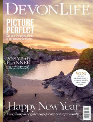 Devon Life January 2021