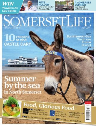 Somerset Life July 2014