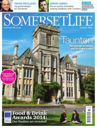 Somerset Life October 2014