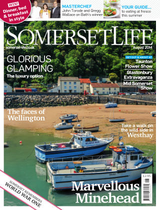 Somerset Life August 2014