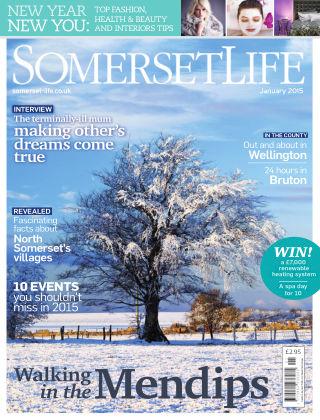 Somerset Life January 2015