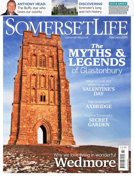 Somerset Life January 21, 2015 00:00