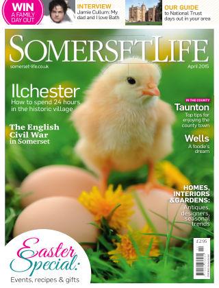 Somerset Life April 2015