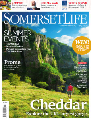 Somerset Life July 2015