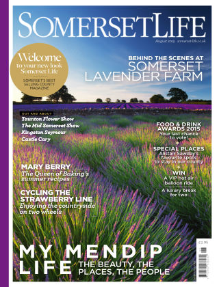 Somerset Life August 2015