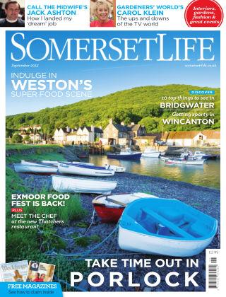 Somerset Life September 2015