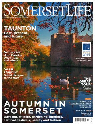 Somerset Life October 2015