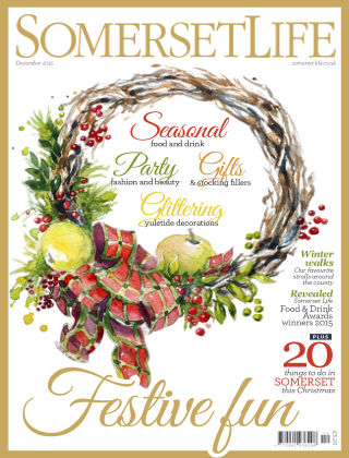 Somerset Life December 2015
