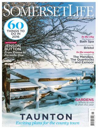 Somerset Life January 2016