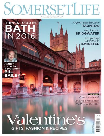 Somerset Life January 20, 2016 00:00