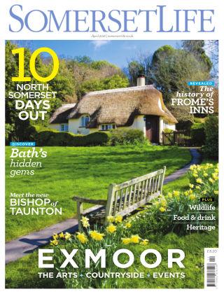 Somerset Life April 2016