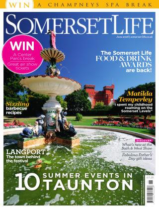 Somerset Life June 2016