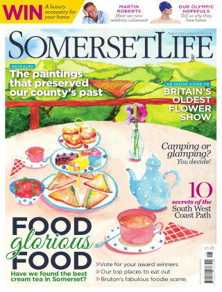 Somerset Life August 2016