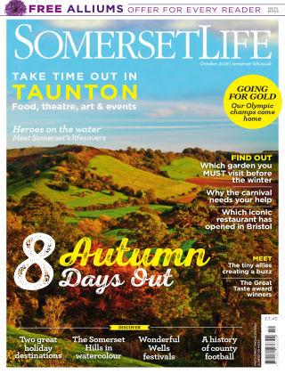 Somerset Life October 2016