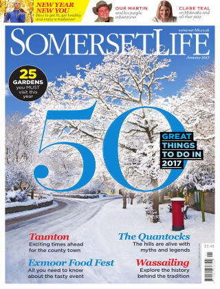 Somerset Life January 2017