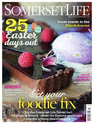 Somerset Life April 2017