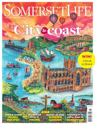 Somerset Life July 2017