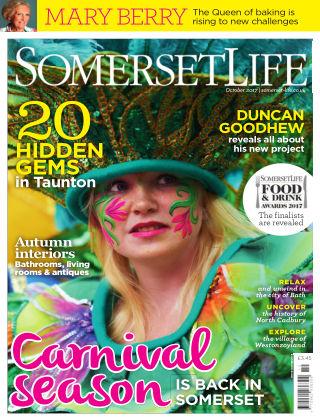 Somerset Life October 2017