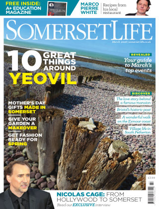 Somerset Life March 2018