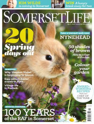 Somerset Life April 2018