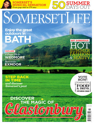 Somerset Life July 2018