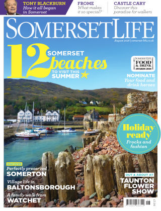 Somerset Life August 2018