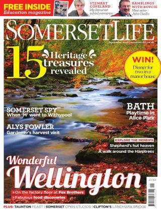 Somerset Life September 2018