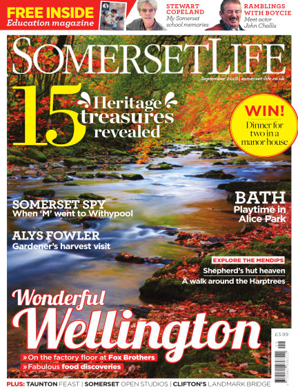 Somerset Life August 15, 2018 00:00