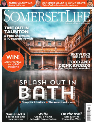 Somerset Life October 2018