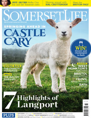 Somerset Life March 2019