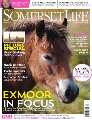 Somerset Life April 2019