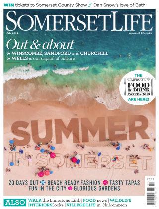 Somerset Life July 2019