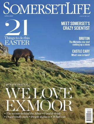 Somerset Life April 2020