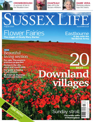 Sussex Life August 2014