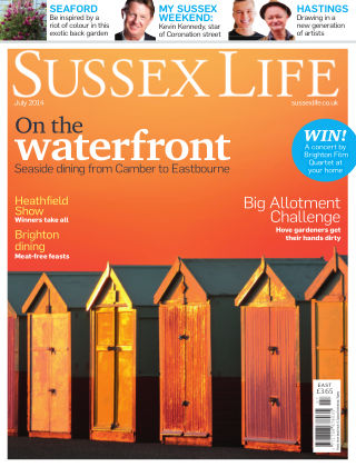 Sussex Life July 2014