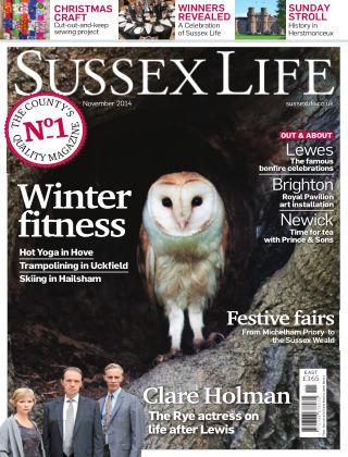 Sussex Life November 2014