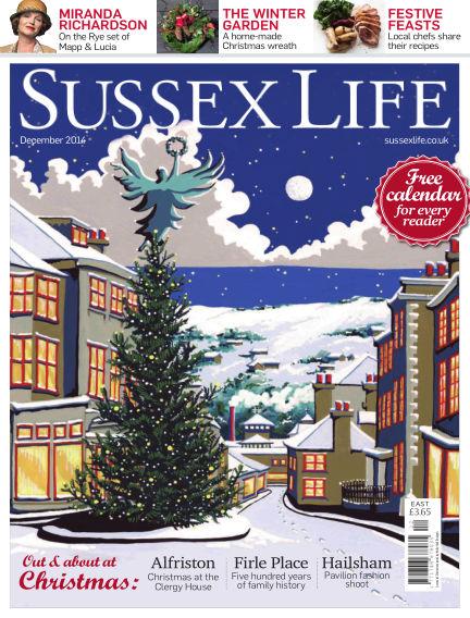 Sussex Life November 27, 2014 00:00