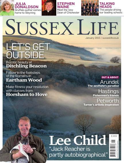 Sussex Life December 25, 2014 00:00
