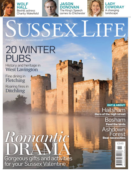 Sussex Life January 22, 2015 00:00