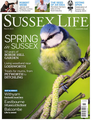 Sussex Life March 2015