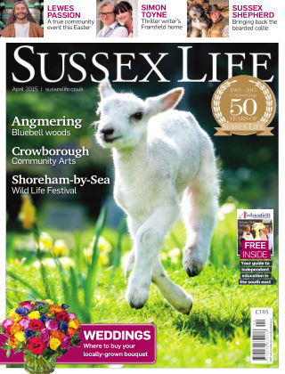 Sussex Life April 2015