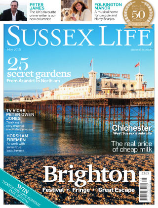 Sussex Life May 2015