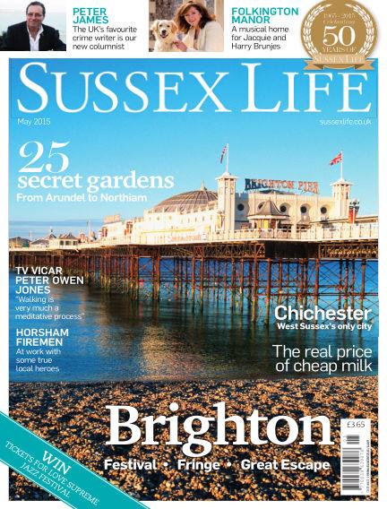 Sussex Life April 23, 2015 00:00